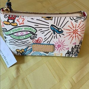 Dooney and Bourke makeup bag